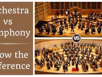 Orchestra vs Symphony- Know the Difference