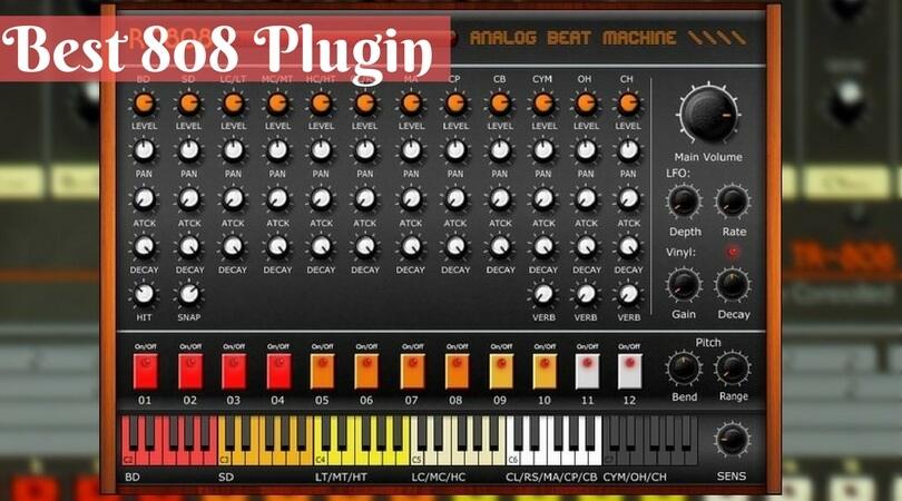 Best 808 VST Plugin: Top Recommendations for Your Production – Best