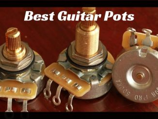 Best Guitar Pots