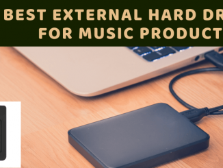 Best external hard drive for music production – Portable hard drive of 2019