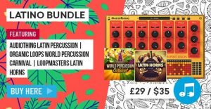 Exclusive Bundles+ Latino Bundle
