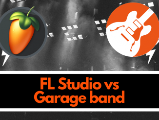 FL Studio vs Garage band